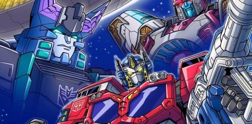 Transformers aterrizará en Netflix en 2020 con una nueva serie de animación