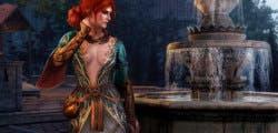 Triss Merigold se apunta de manera no oficial a la caza de monstruos
