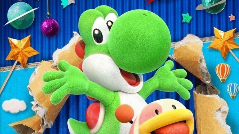 Imagen de Primeras impresiones jugables de Yoshi's Crafted World