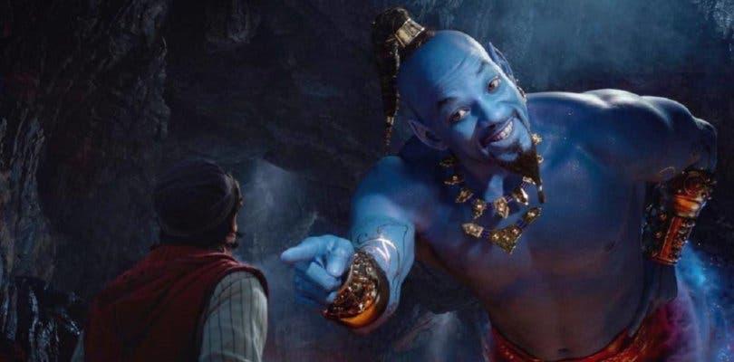 Aladdin se convierte en el segundo mejor estreno del año en España