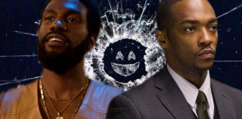 La quinta temporada de Black Mirror contará con Anthony Mackie y Yahya Abdul-Mateen II