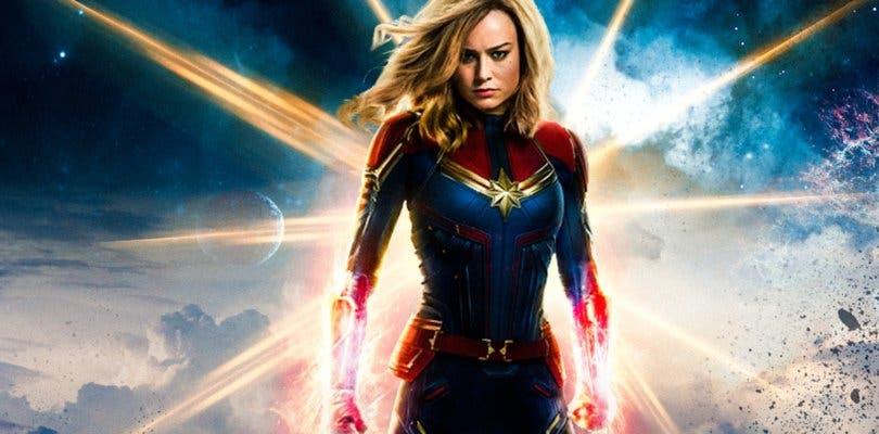 Capitana Marvel sobrepasa los 500 millones de dólares en todo el mundo