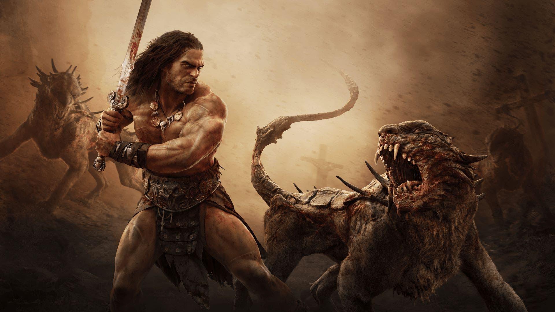 Imagen de Todos los juegos de Funcom de Conan se pueden jugar gratis en Steam hasta el domingo