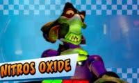 Crash Team Racing Nitro-Fueled anuncia a Nitros Oxide a través de un nuevo tráiler