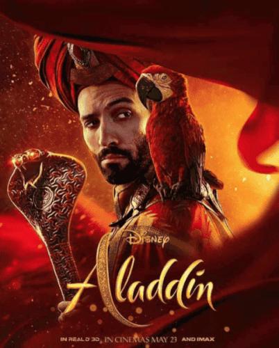 Resultado de imagen de jasmine aladdin 2019 individual poster
