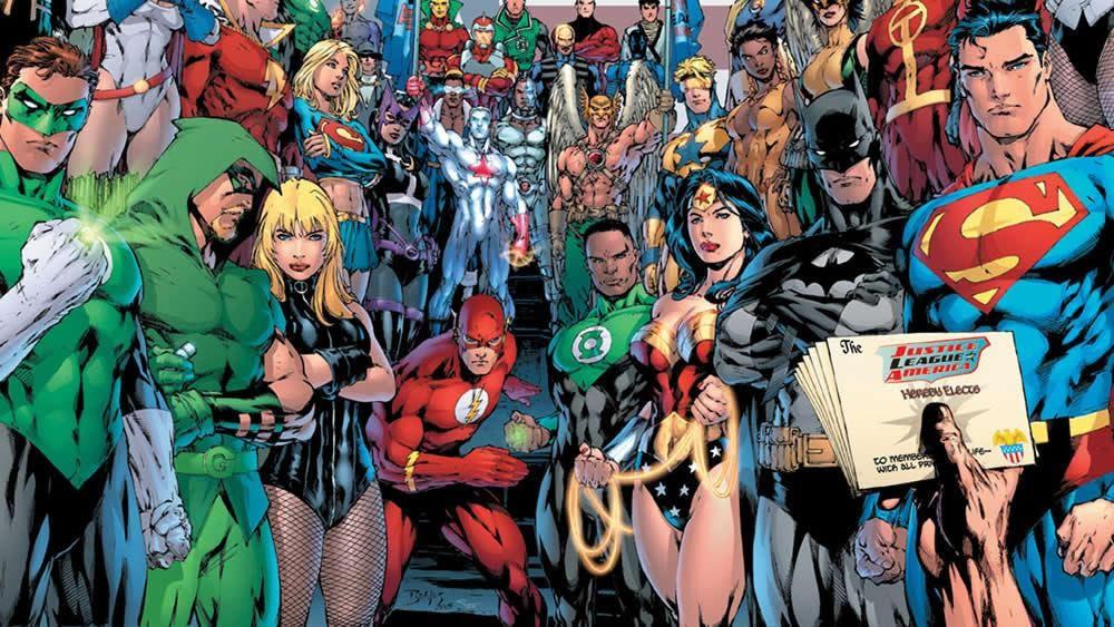 Imagen de The Batman podría situarse en los noventa, y más rumores sobre películas de DC Comics