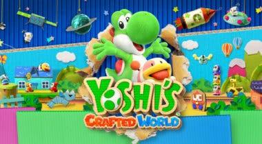 Imagen de Análisis Yoshi's Crafted World: Diversión y entretenimiento a raudales