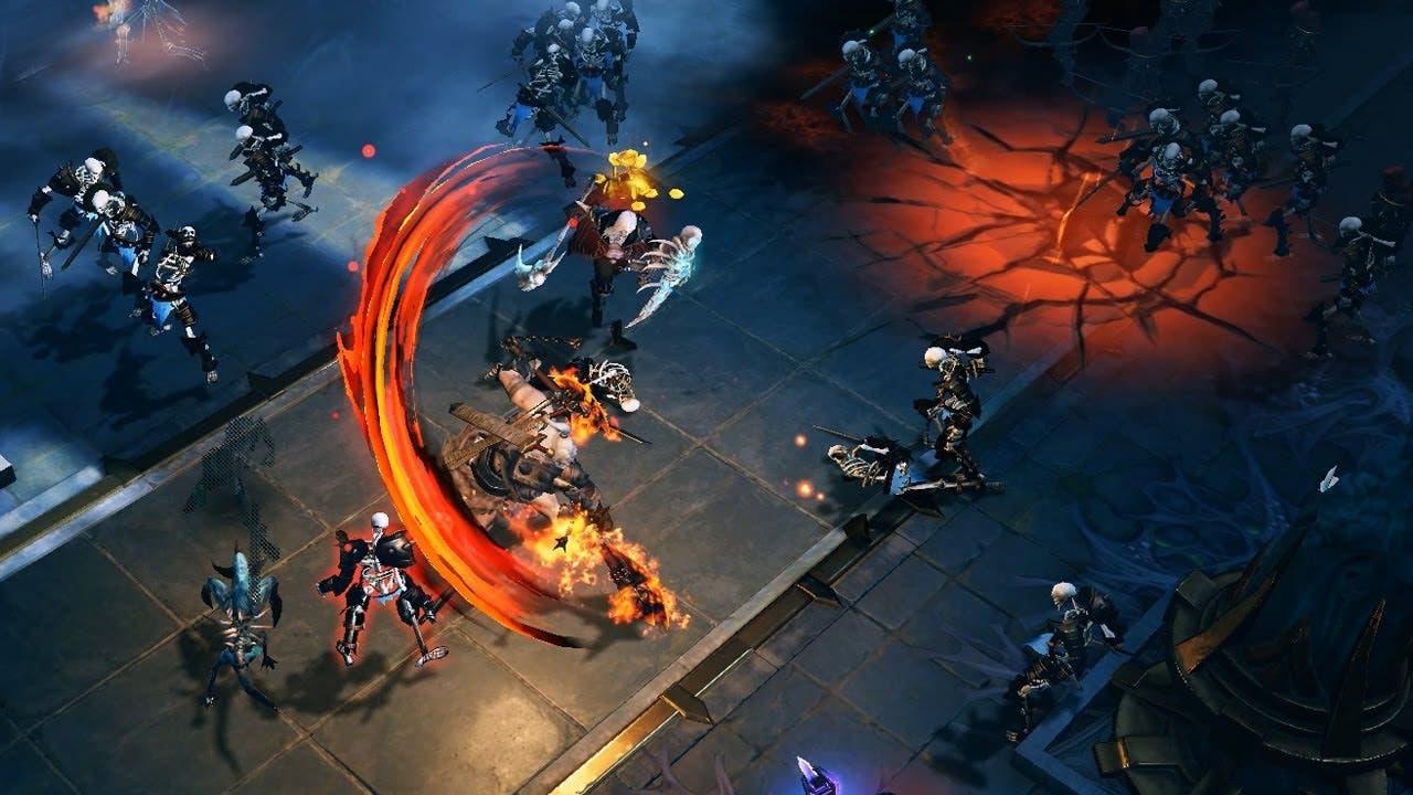 Imagen de Diablo Immortal se mantendrá por su cuenta respecto a Diablo IV