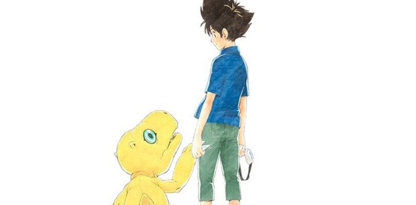 Digimon: Fecha de estreno y póster oficial de la nueva película 20 aniversario