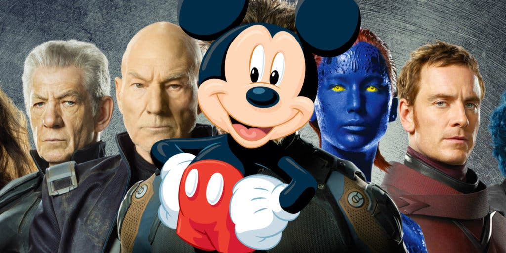 X-Men Disney Marvel