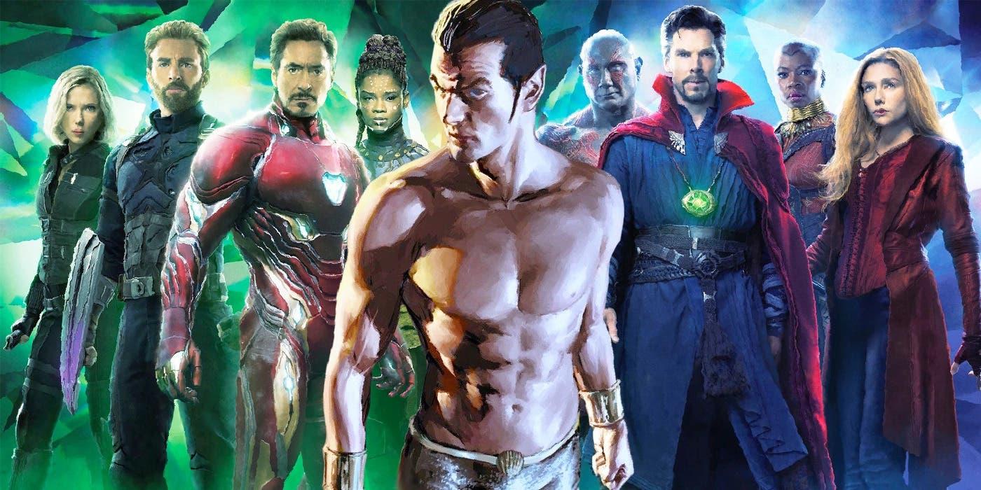 Imagen de Scott Derrickson podría haber avanzado la presencia de Namor en Doctor Strange 2