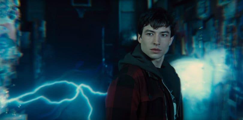 El órdago de Ezra Miller: Escribir el guion de Flash, o abandonar la película