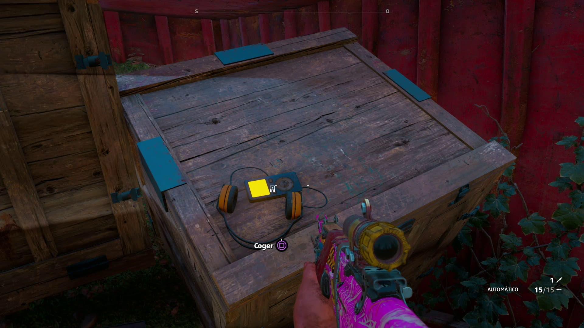 Imagen de Far Cry: New Dawn - Guía localización de todos los reproductores de MP3