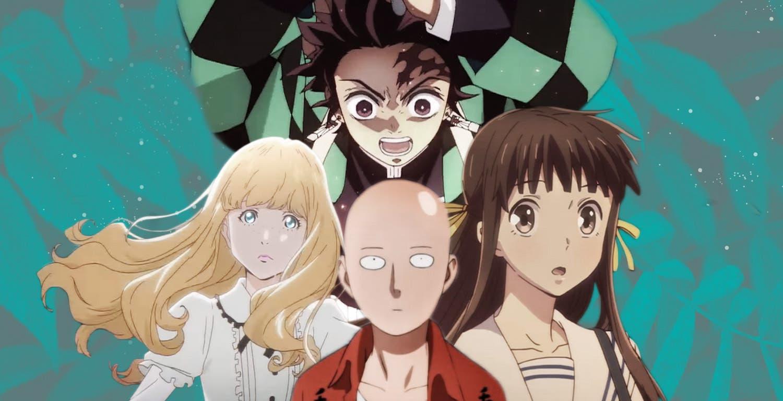 Imagen de Guía de anime de primavera 2019: ¿Qué ver esta temporada?