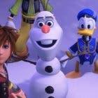 Kingdom Hearts III Olaf