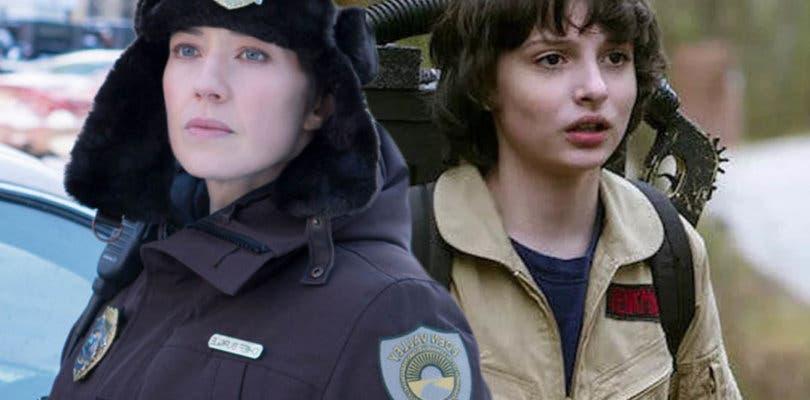 Carrie Coon y Finn Wolfhard protagonizarán Los Cazafantasmas 3