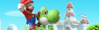 First 4 Figures nos presenta una pieza de Mario y Yoshi