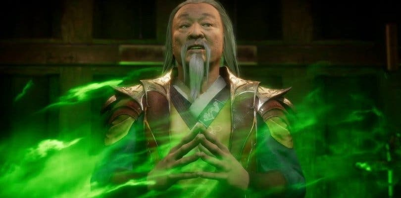 Shang Tsung se confirma como el primer personaje vía DLC de Mortal Kombat 11