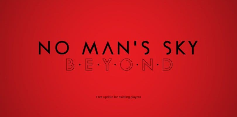 Confirmada BEYOND, la nueva gran expansión de No Man's Sky