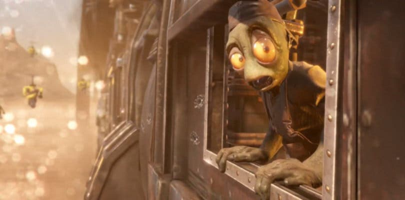 Oddworld: Soulstorm hace presencia en la GDC 2019 con un tráiler cinematográfico