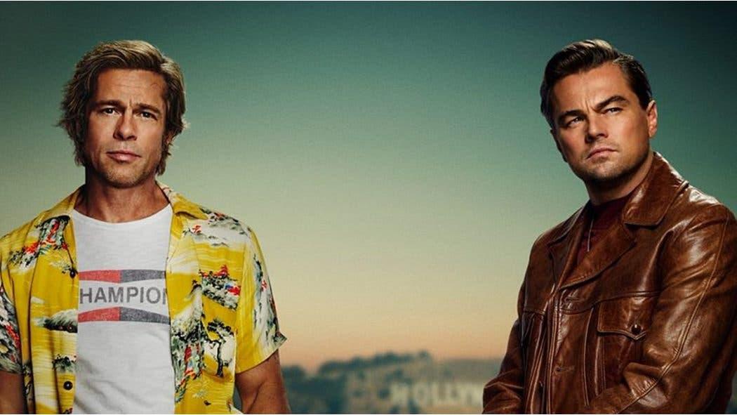 Imagen de Primer póster de Once Upon a Time in Hollywood, lo nuevo de Tarantino