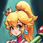 Kingdom Hearts Peach