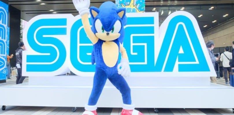 SEGA Fest 2019 Sonic
