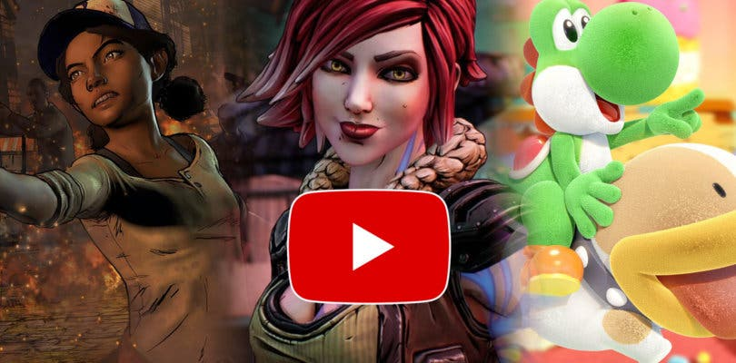 Yoshi's Crafted World, Borderlands 3, The Walking Dead: los mejores vídeos de YouTube de la semana