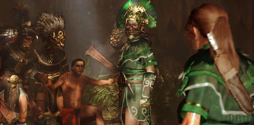 El Corazón de la Serpiente de Shadow of the Tomb Raider ya está disponible