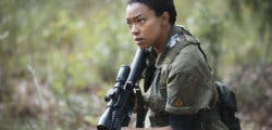 Sonequa Martin-Green de The Walking Dead en conversaciones para Space Jam 2