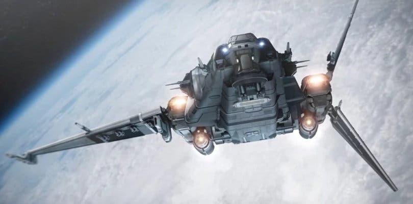 La nave Drake Corsair protagoniza el último tráiler de Star Citizen