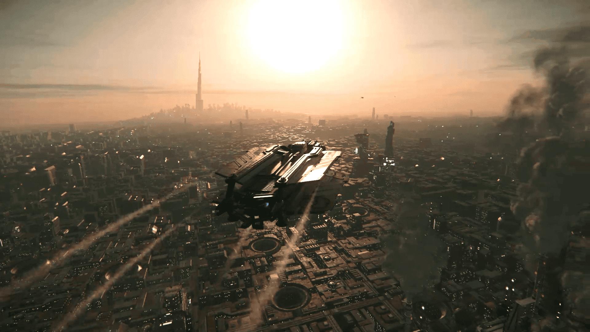 Imagen de Star Citizen: Conoceremos la fecha de lanzamiento de Squadron 42 cuando CIG esté segura de poder cumplirla