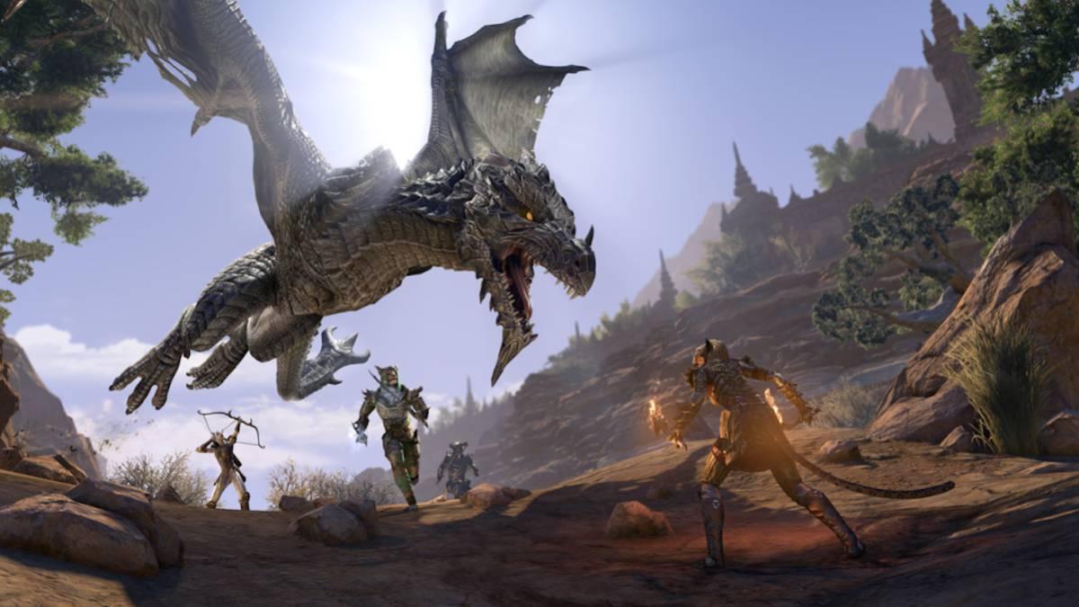 Imagen de The Elder Scrolls Online no se verá afectado por la compra de ZeniMax por parte de Microsoft