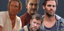 Uncharted: Chris Hemsworth y Matthew McConaughey favoritos para interpretar a Sully