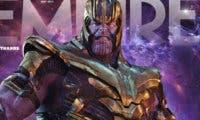 Thanos deslumbra en las nuevas portadas de Vengadores: Endgame