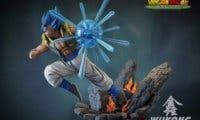 Dragon Ball Super Broly: Gogeta protagonista de una nueva y espectacular figura