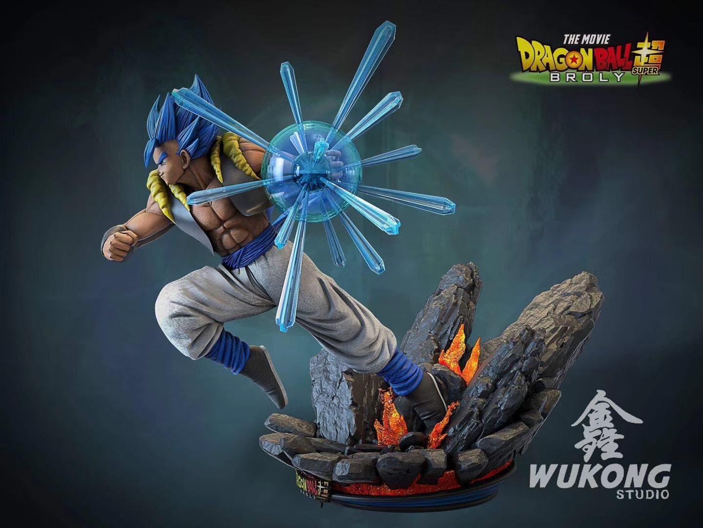 Imagen de Dragon Ball Super Broly: Gogeta protagonista de una nueva y espectacular figura