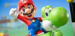 First 4 Figures abre las reservas de su imponente pieza de Mario y Yoshi
