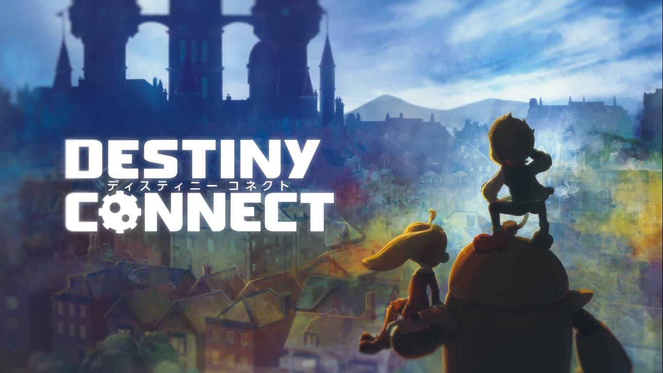 Imagen de Destiny Connect confirma su lanzamiento en Occidente