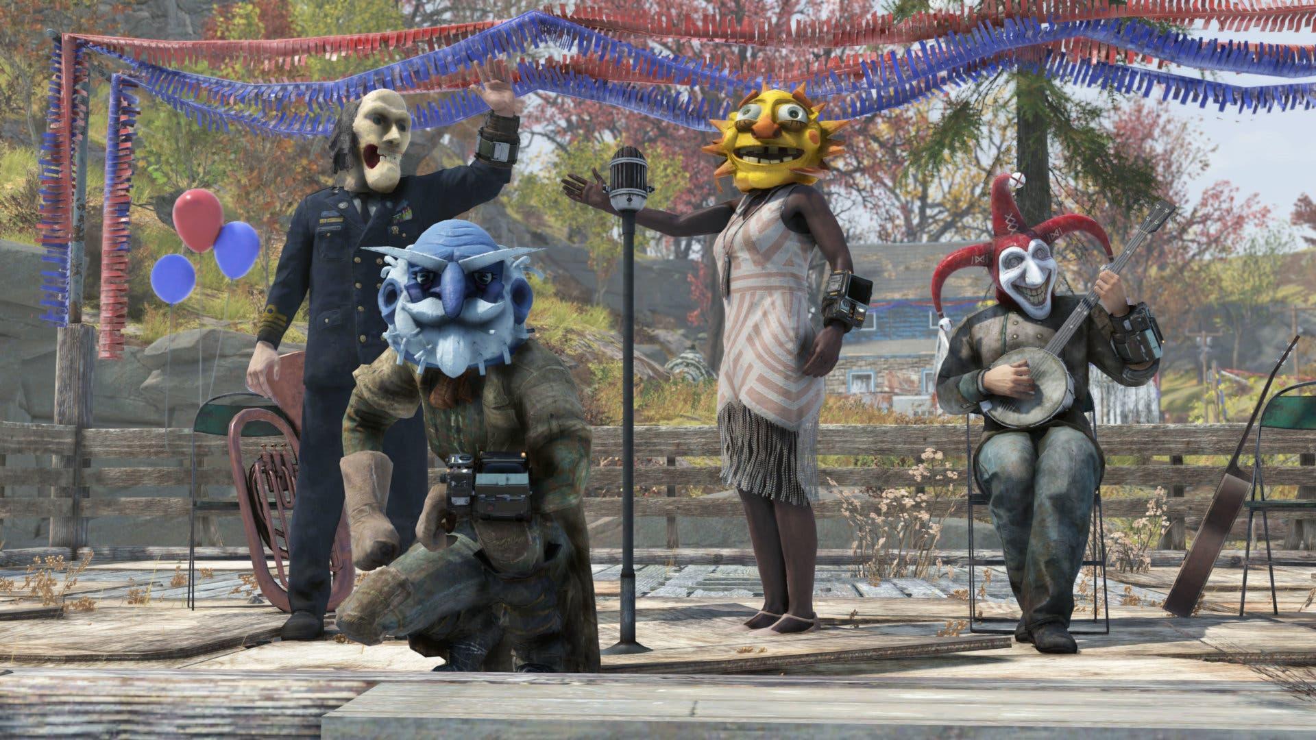 Imagen de Fallout 76 seguirá apostando por mejorar el modo Invierno Nuclear en próximas actualizaciones