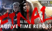 Anunciada la fecha del último Active Time Report de Final Fantasy XV