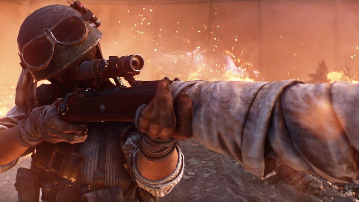 Imagen de Battlefield V muestra el capítulo 5 y profundiza en el capítulo 4 en el EA Play 2019
