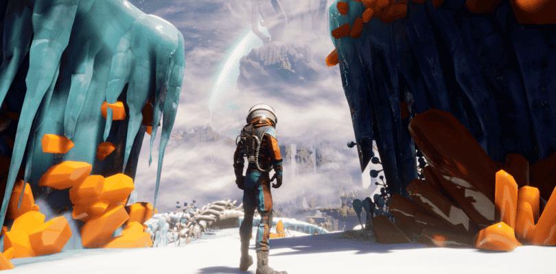Impresiones Journey to the Savage Planet: el metroidvania de exploración