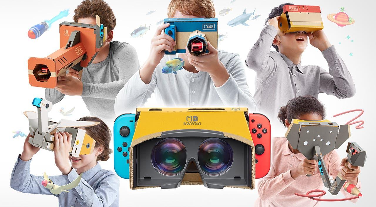 Imagen de Estas son algunas de las creaciones de Nintendo Labo de la Maker Faire Tokyo 2019