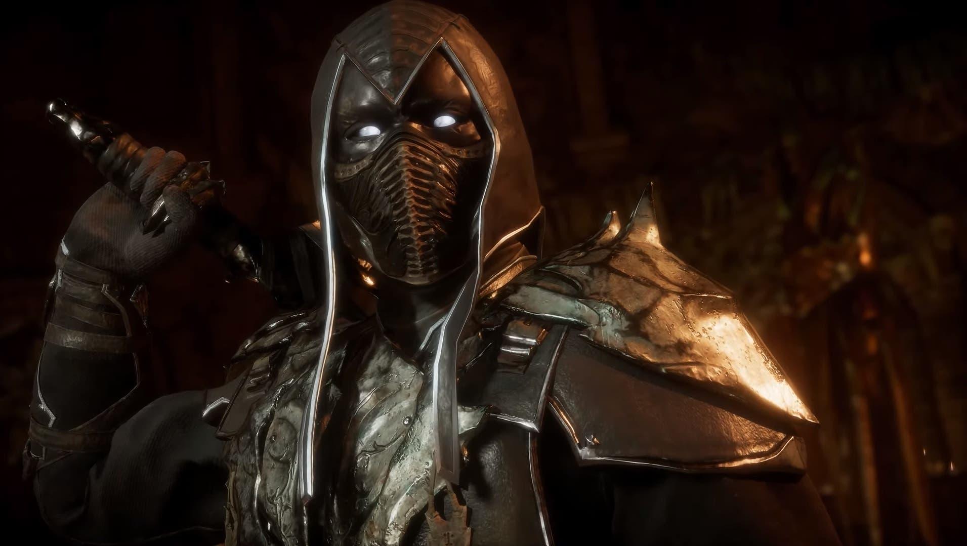 Imagen de Noob Saibot y más luchadores reciben nuevos Brutalities en Mortal Kombat 11
