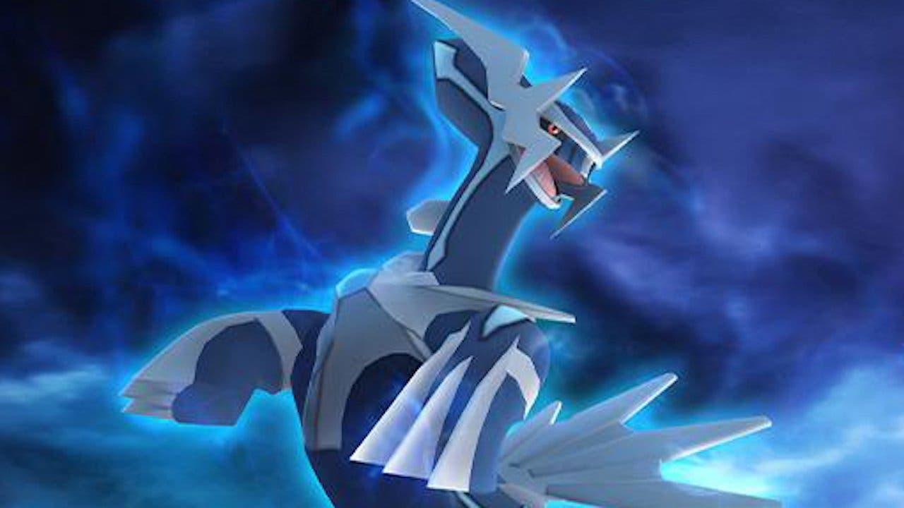 Imagen de Dialga será el nuevo protagonista de las incursiones en Pokémon GO