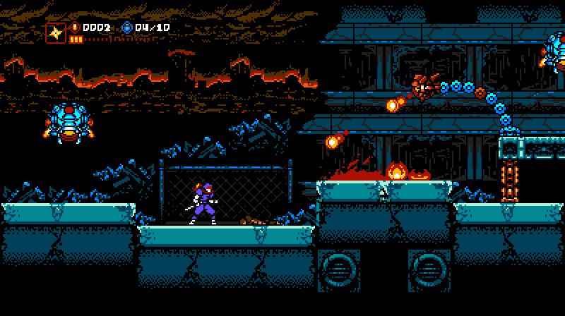 Imagen de Cyber Shadow llega a PlayStation 4, Xbox One, Nintendo Switch y PC
