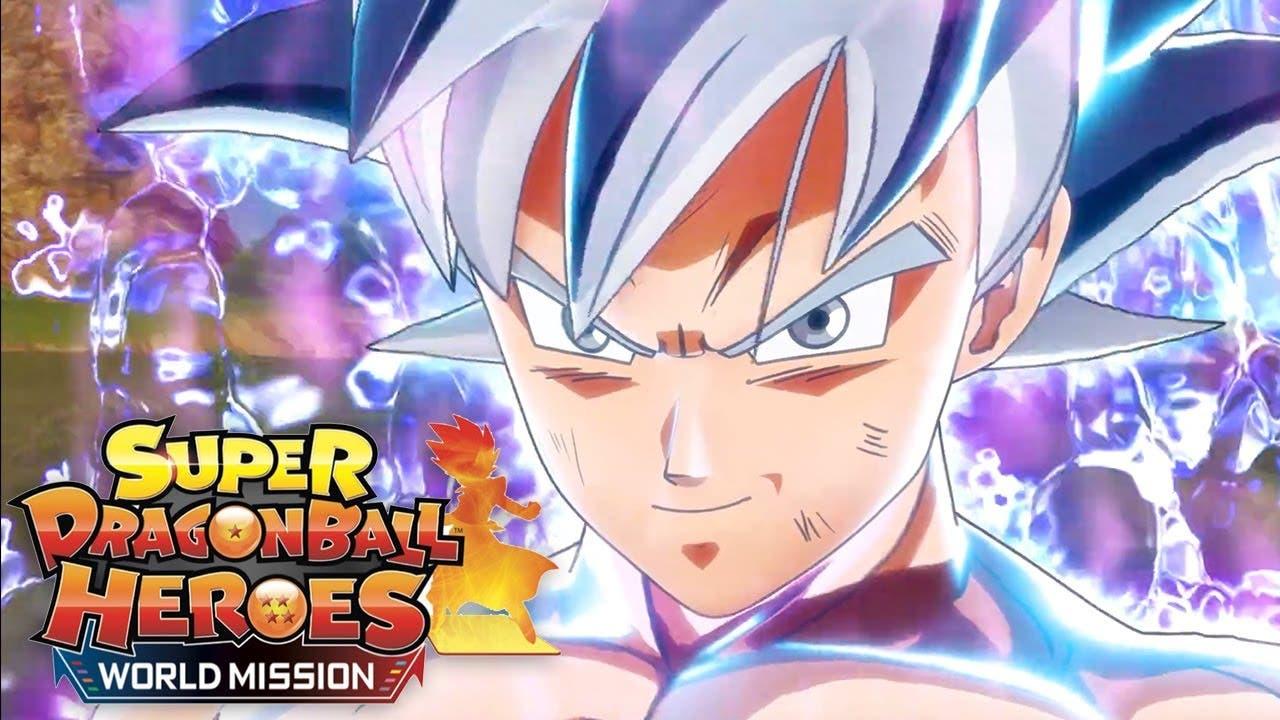 Imagen de Un nuevo vídeo de Super Dragon Ball Heroes: World Mission nos muestra sus modos de juego