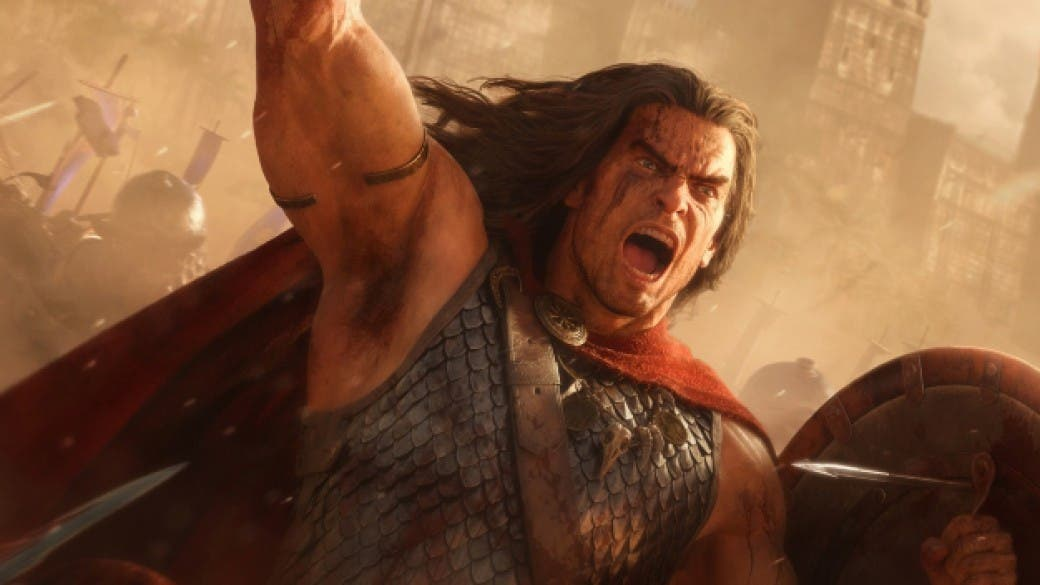 Imagen de Conan Unconquered, el título de estrategia basado en la famosa saga, anuncia fecha de salida