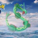 Rayquaza protagonizará la próxima incursión de Pokémon GO